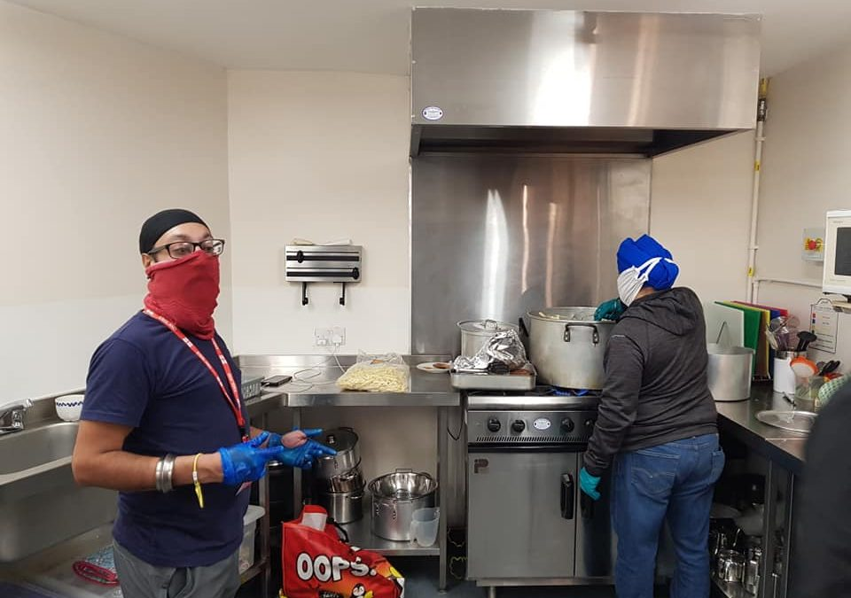Community Owned serve over 500 Half Term Meals